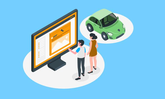 Rent A Car Web Site