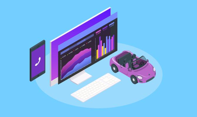 Rent A Car Call Center Software