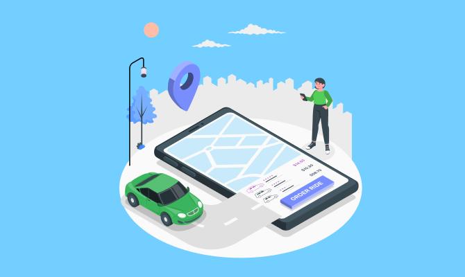 Rental Vehicle Tracking System